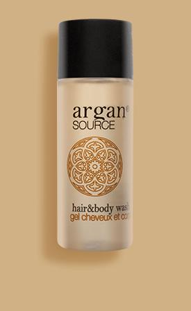 Argan Source - Gel cheveux et corps
