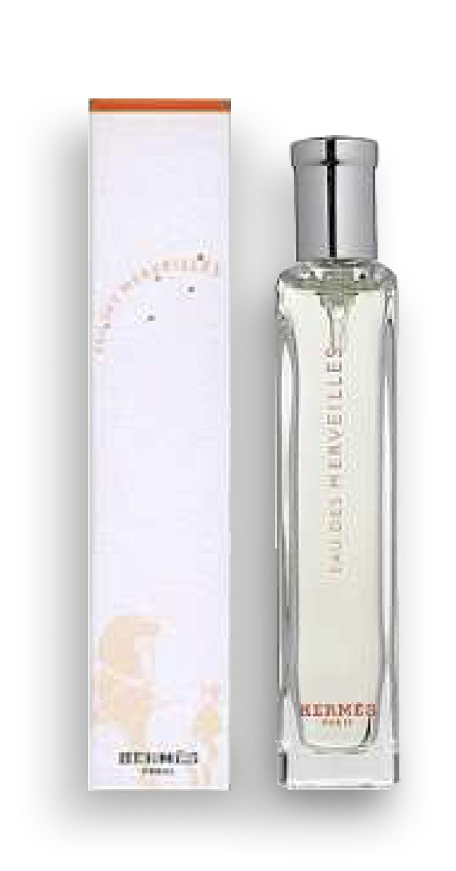 Hermès - Eau des merveilles - Vaporisateur nomade - 15 ml.