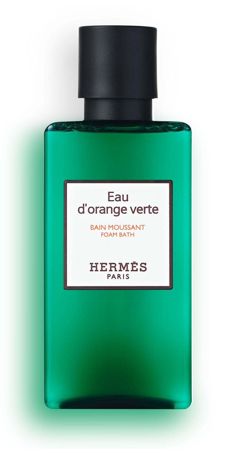 Hermès - Eau d'orange verte - Bain moussant 40 ml