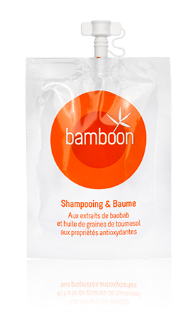 Bamboon - Shampooing et baume