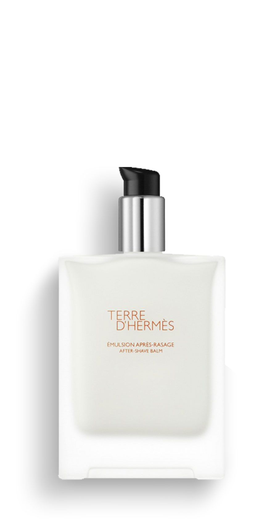 Hermès - Terre d'Hermès - Émulsion après-rasage 100 ml.