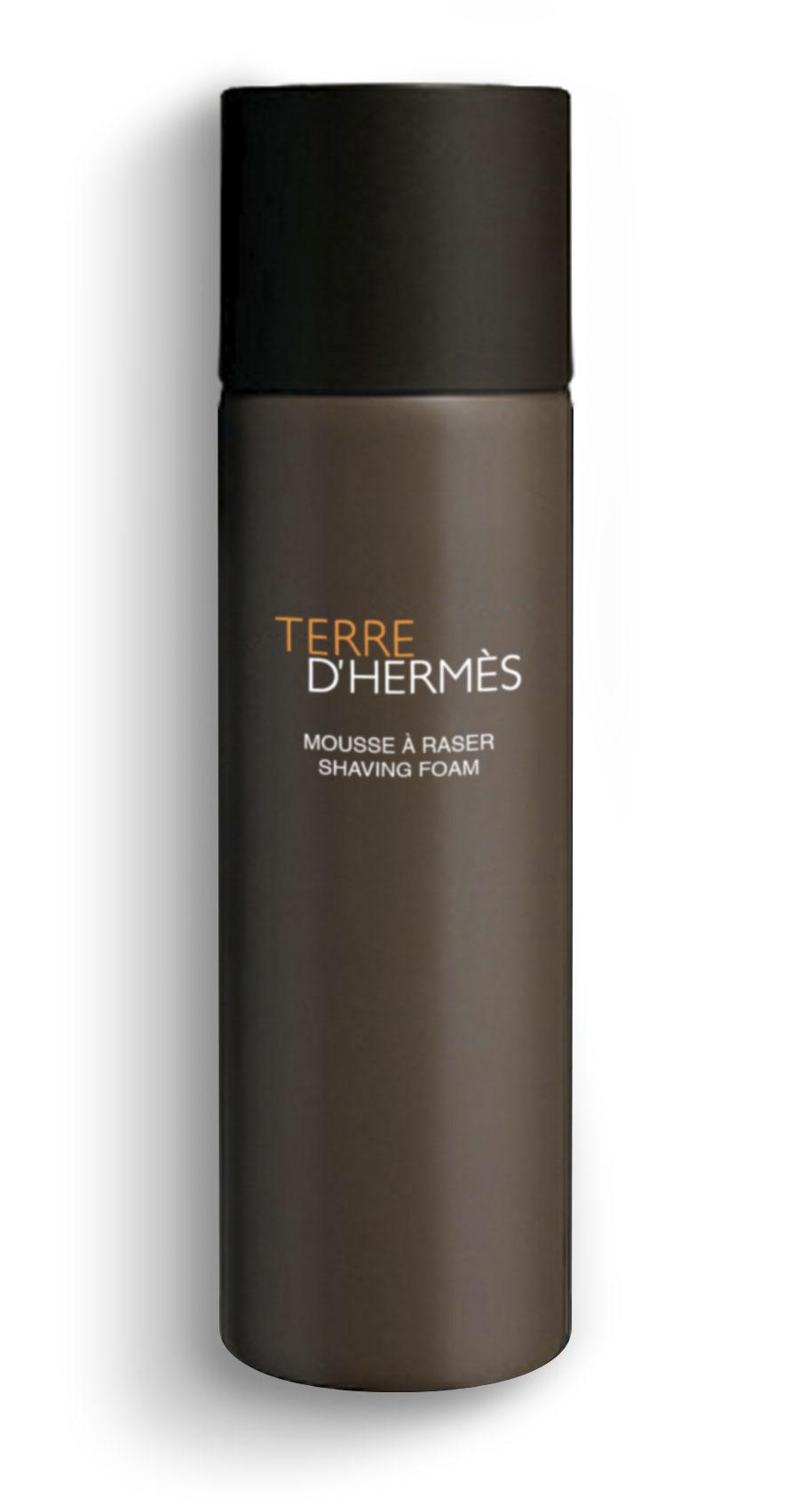 Hermès - Terre d'Hermès - Mousse à raser 200 ml.