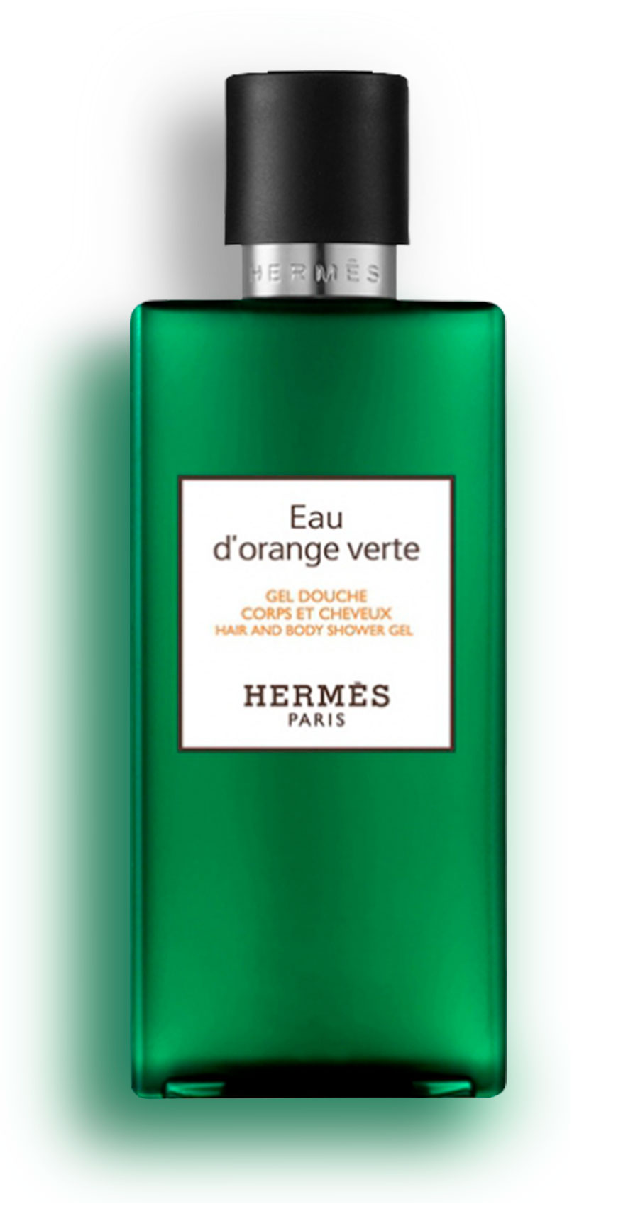 Hermès - Eau d'orange verte - Gel douche corps et cheveux 200 ml
