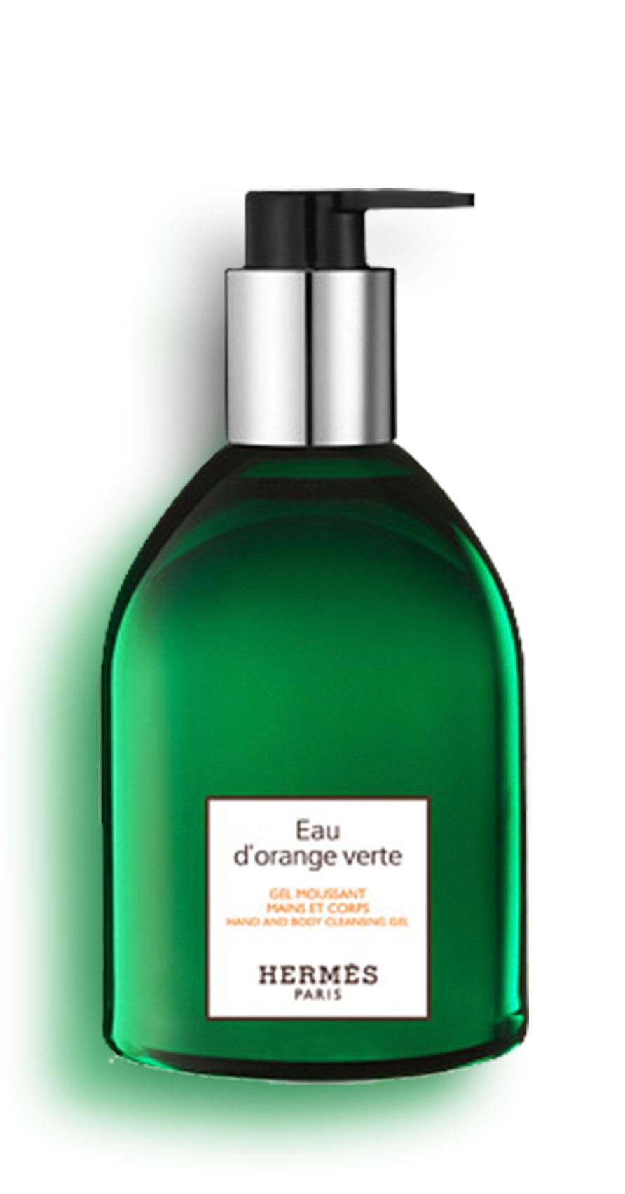 Hermès - Eau d'orange verte - Gel moussant mains et corps 300 ml