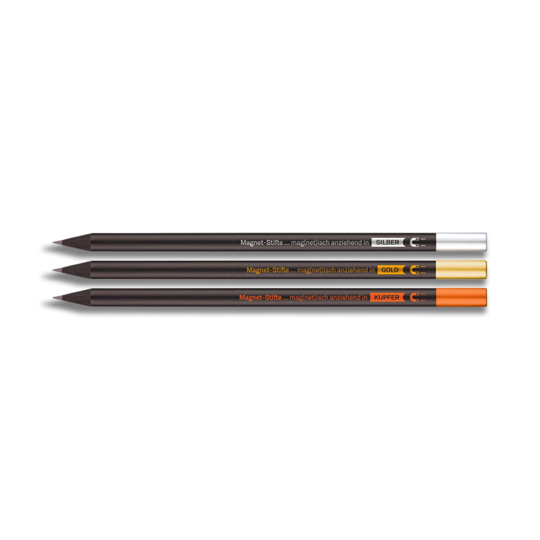 Crayons à papier magnetiques