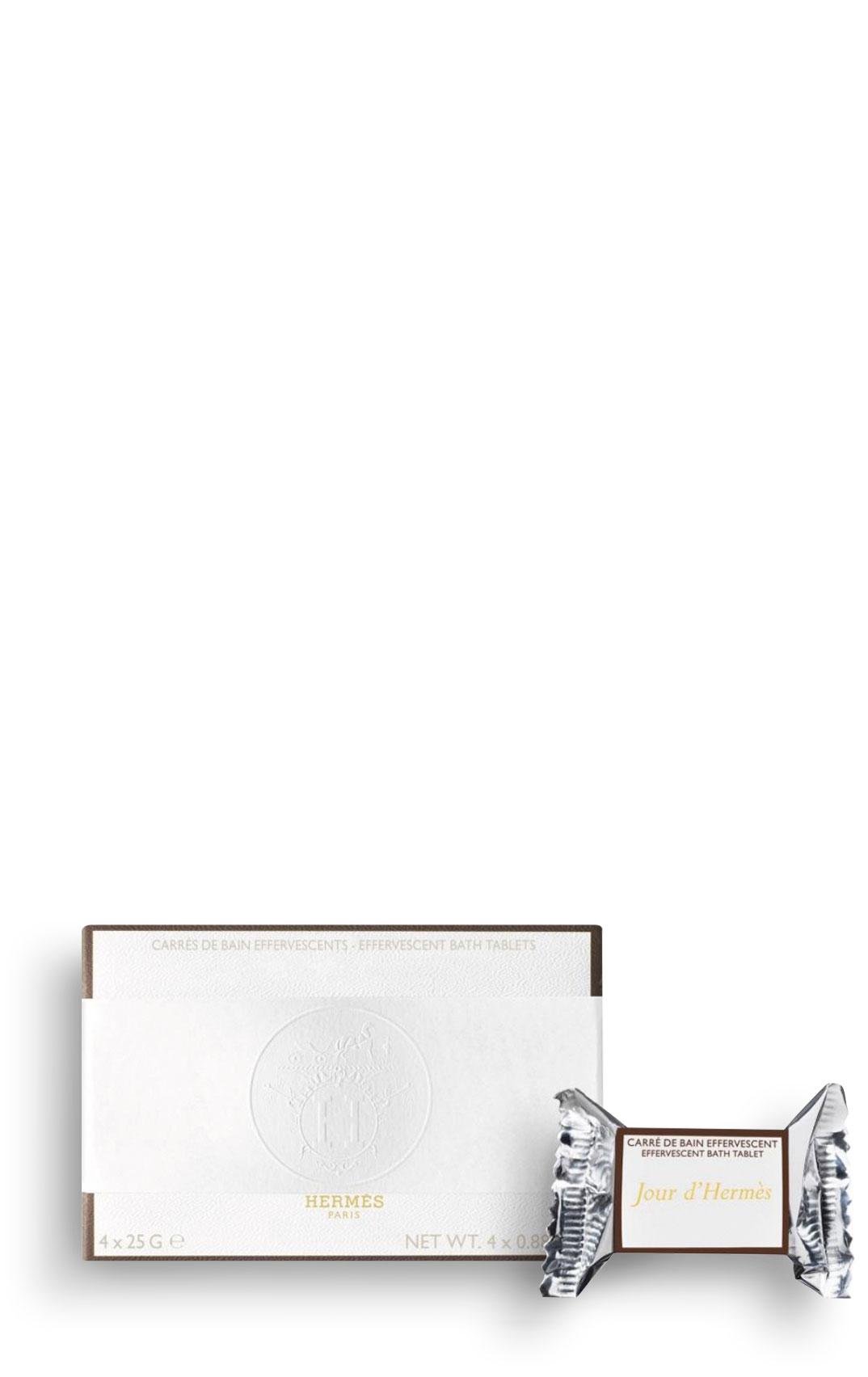 Hermès - Jour d'Hermès - Carré de bain effervescents