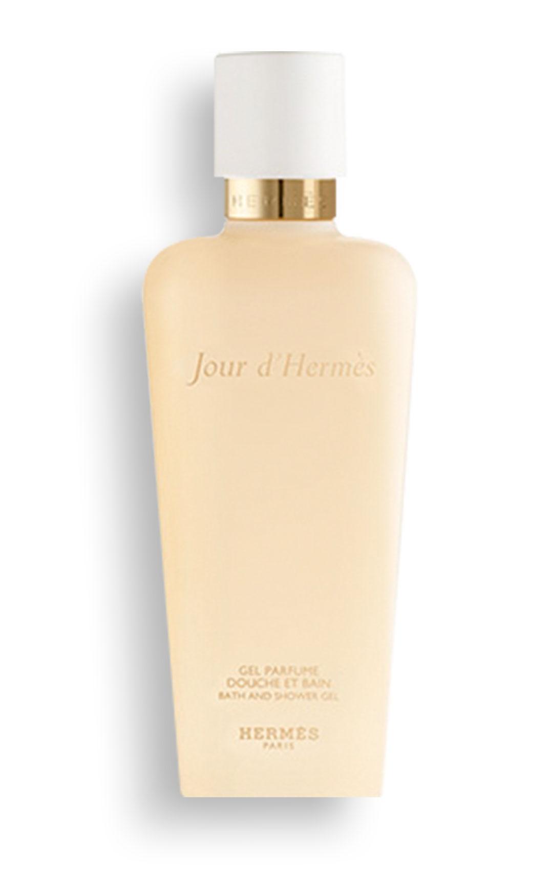 Hermès - Jour d'Hermès - Gel parfumé douche et bain 200 ml.