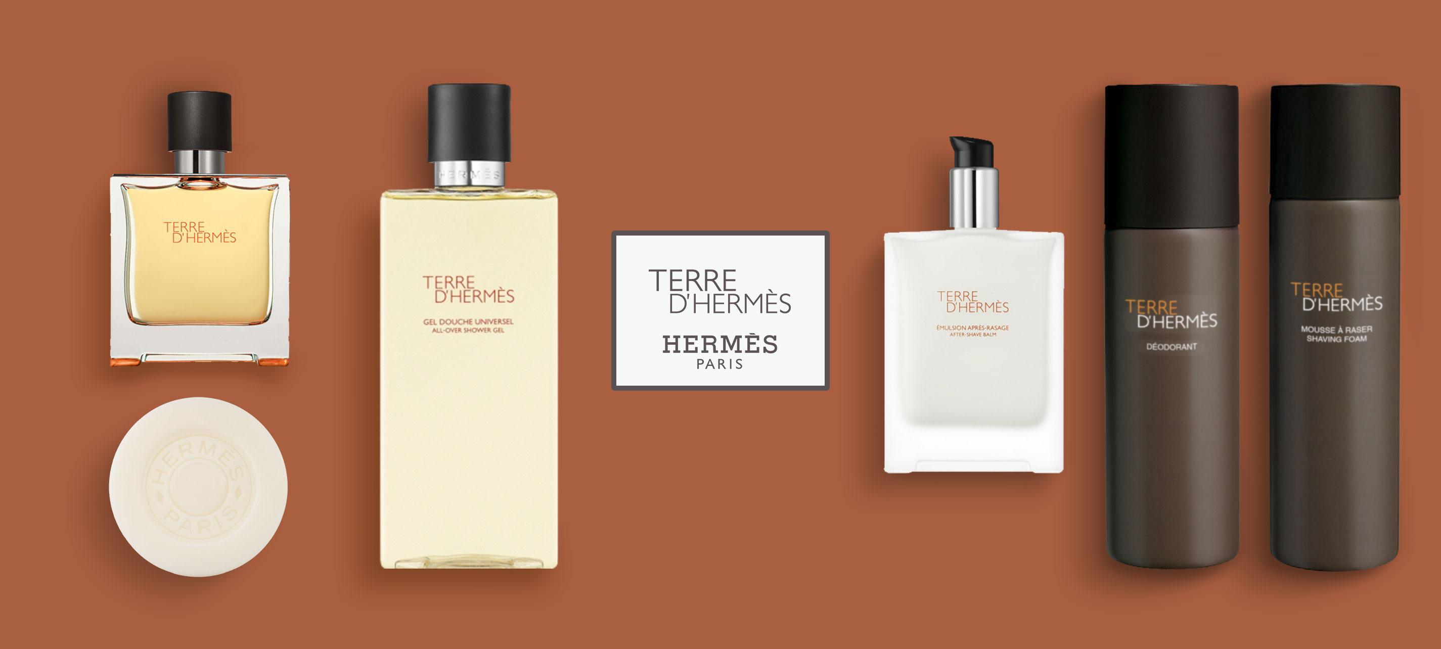 Hermès - Terre d'Hermès - Collection