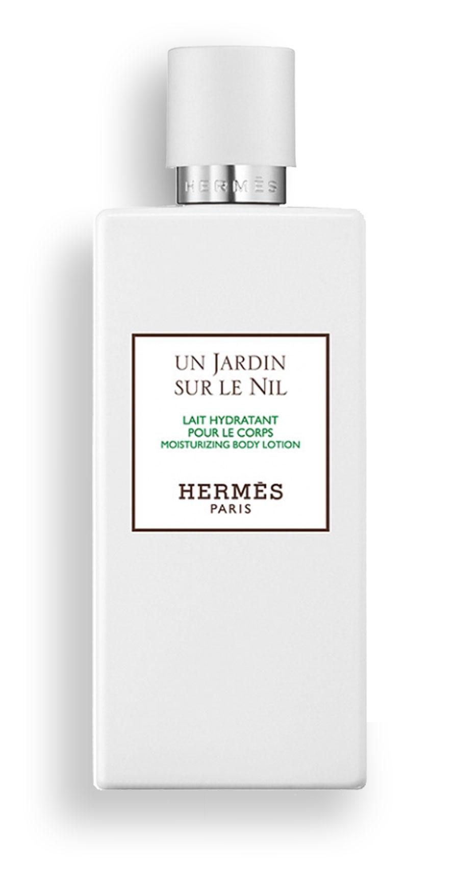 Hermès - Un Jardin sur le Nil - Lait hydratant pour le corps 200 ml.