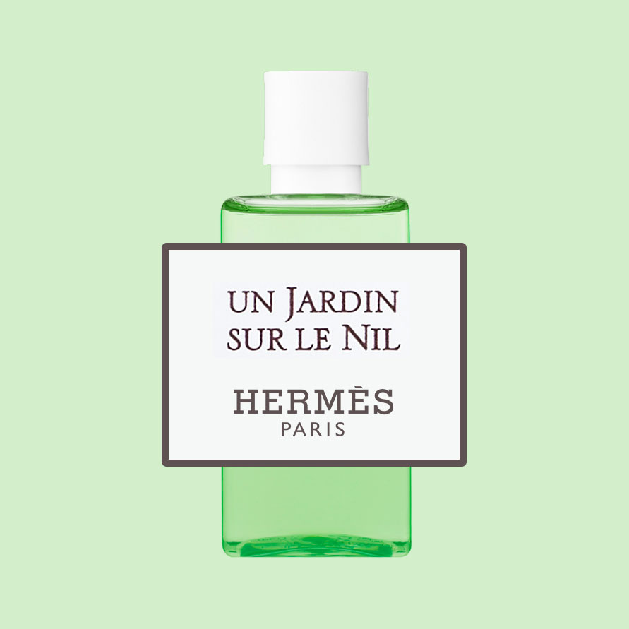 Herm s one touch cosmetic for Jardin sur le nil