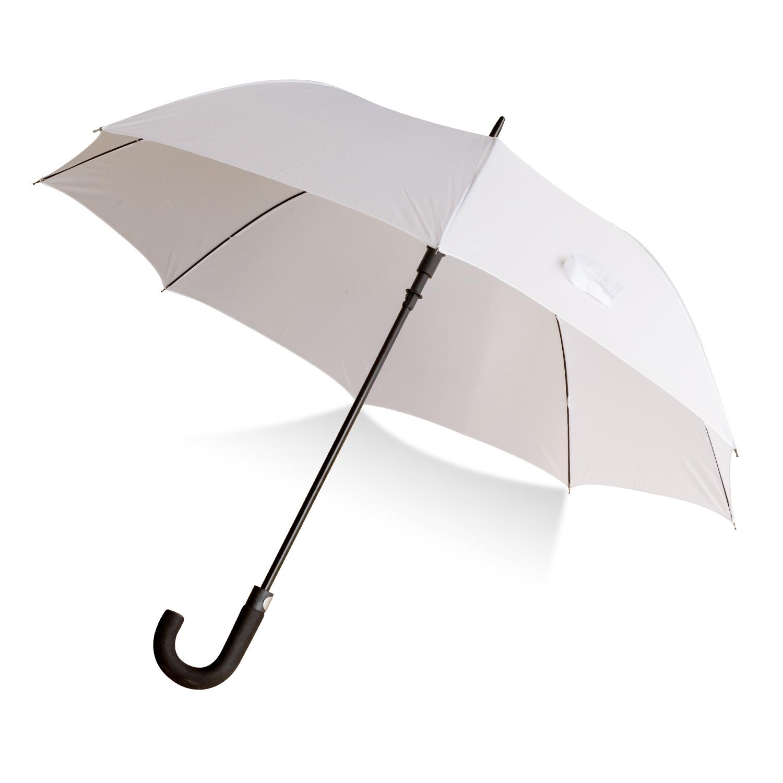 Parapluie-blanc