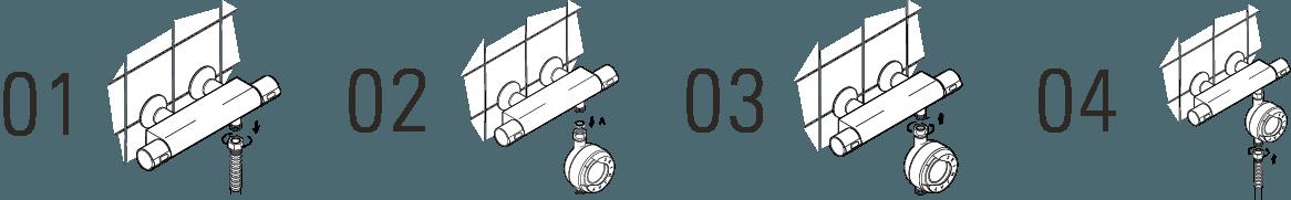Infographie sur l'Installation du module Skinjay